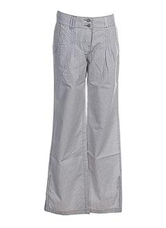 Pantalon casual gris MEXX pour fille