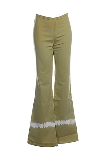 cimarron pantalons et citadins fille de couleur vert