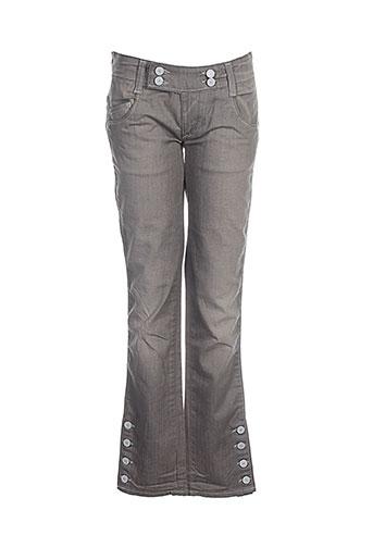 cimarron pantalons et decontractes femme de couleur gris