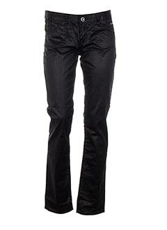 Pantalon casual noir DDP pour fille