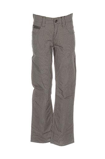 ddp pantalons fille de couleur vert