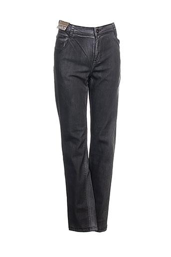 quiksilver jeans fille de couleur gris