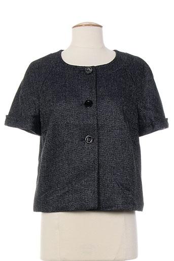 Veste casual gris DANIEL HECHTER pour femme