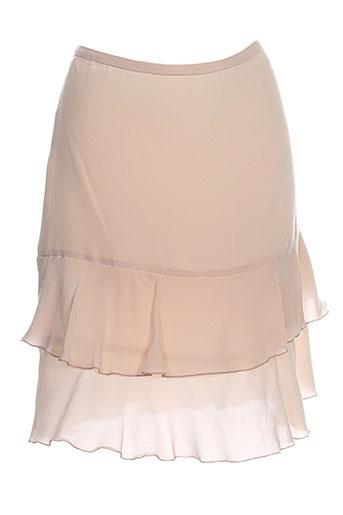 pablo gerard darel jupes femme de couleur rose