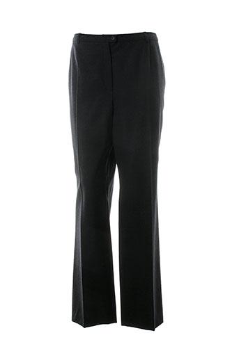 rhapsodie pantalons femme de couleur gris