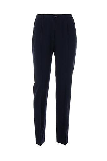 weinberg pantalons et citadins femme de couleur bleu