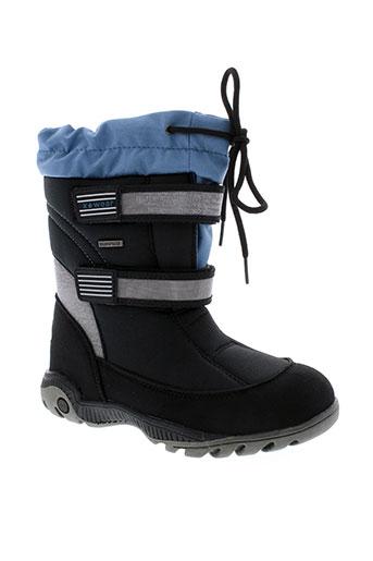 sarraizienne bottes femme de couleur noir