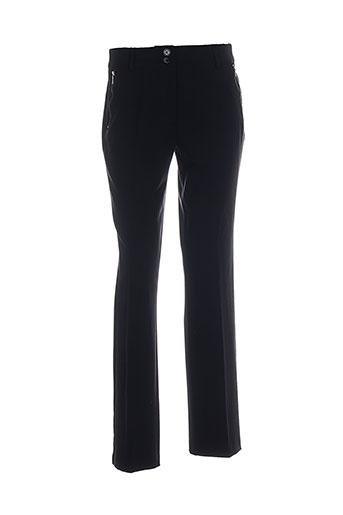 jensen pantalons et citadins femme de couleur noir