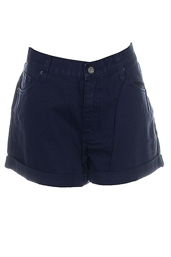 cheap monday shorts / bermudas homme de couleur bleu