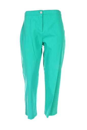 jean marc philippe pantacourts femme de couleur vert