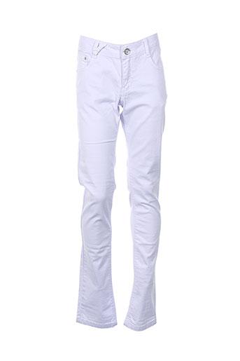 dkny pantalons et decontractes fille de couleur violet