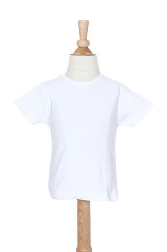 week end a la mer t-shirts fille de couleur blanc