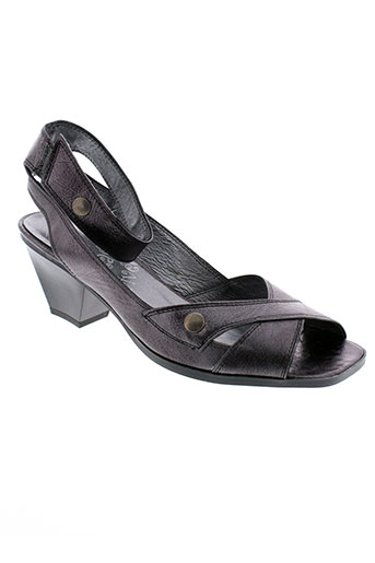 plage et privee sandales et nu et pieds femme de couleur noir