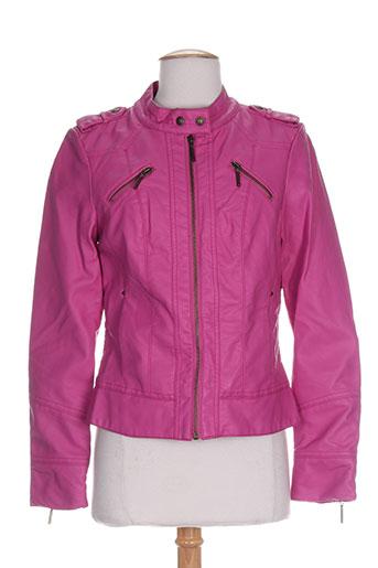 ddp vestes femme de couleur rose