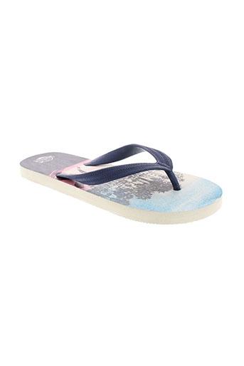 brazilia chaussures garçon de couleur bleu