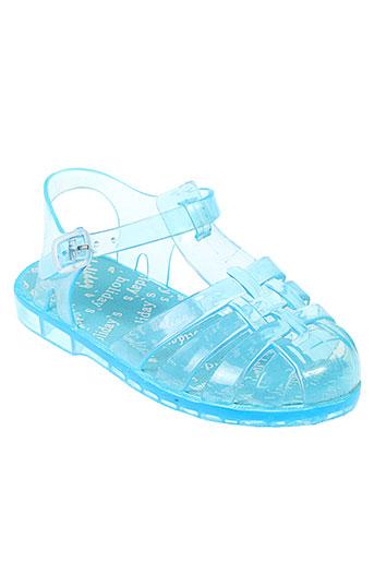 laulina chaussures garçon de couleur bleu