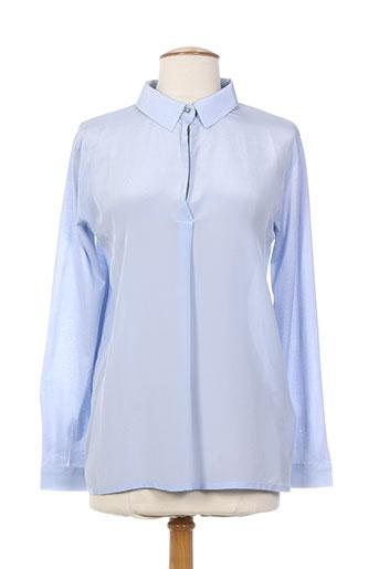 marella t-shirts femme de couleur bleu