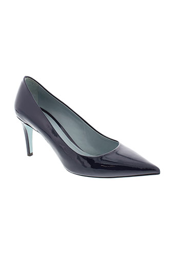 marella chaussures femme de couleur bleu