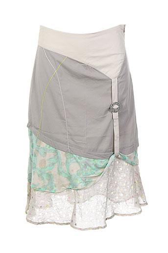 all beautiful jupes femme de couleur gris