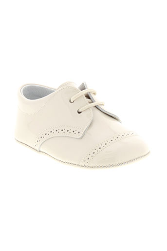 oca-loca chaussures enfant de couleur beige
