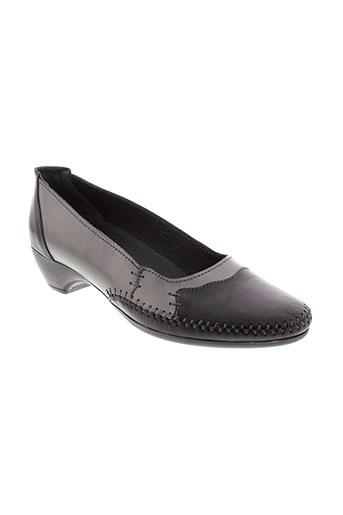 altex escarpins femme de couleur gris