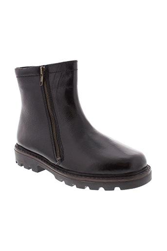 altex boots homme de couleur noir