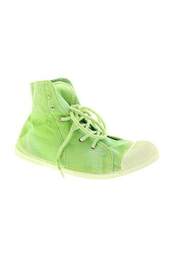 best et mountain baskets femme de couleur vert