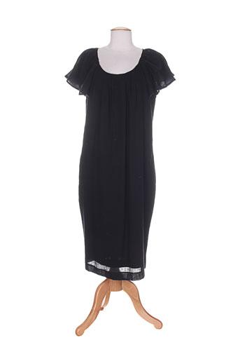 Robe longue noir ENTRACTE pour femme