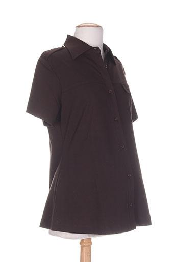 noppies chemises femme de couleur marron