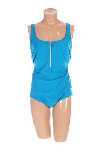 rosa faia maillots de bain femme de couleur bleu