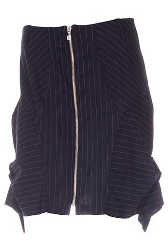 3322 jupes et courtes femme de couleur noir (photo)
