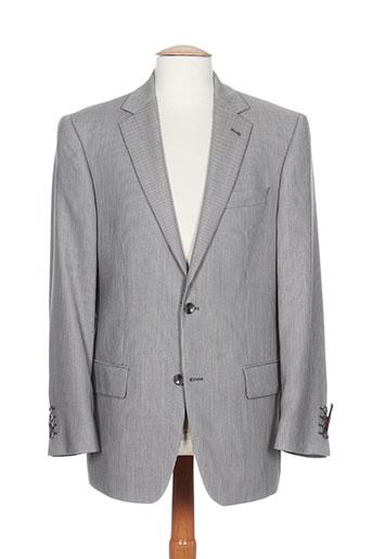 atelier torino vestes homme de couleur gris