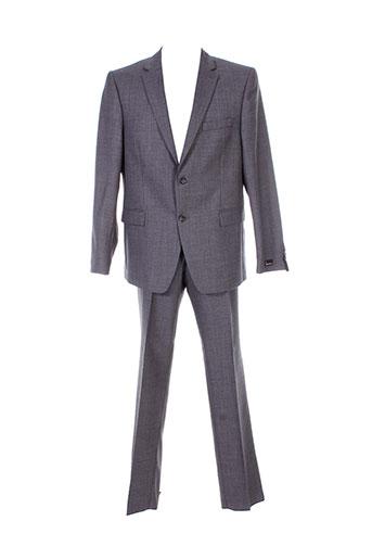 Veste/pantalon gris ATELIER TORINO pour homme