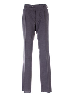 Pantalon chic gris ECCE pour homme
