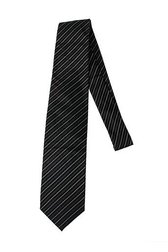 esprit cravates homme de couleur noir