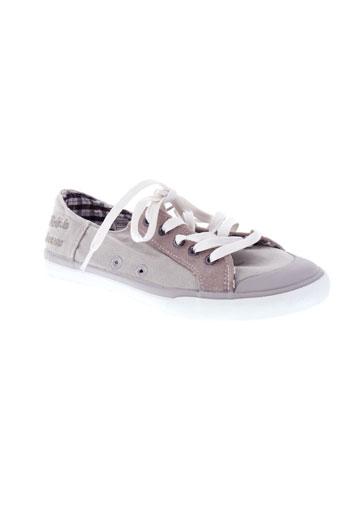 victoria chaussures enfant de couleur gris