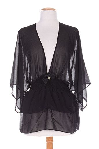 phard chemises femme de couleur noir