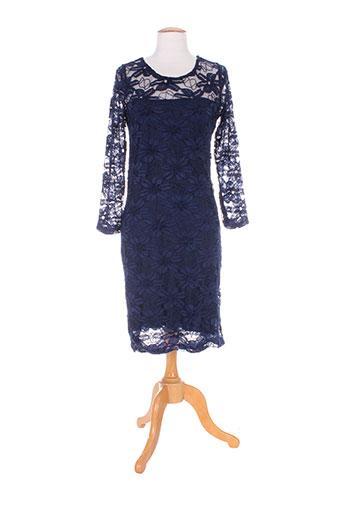 define robes femme de couleur bleu