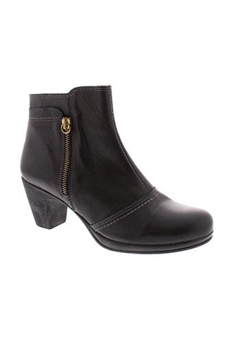 csy boots femme de couleur noir