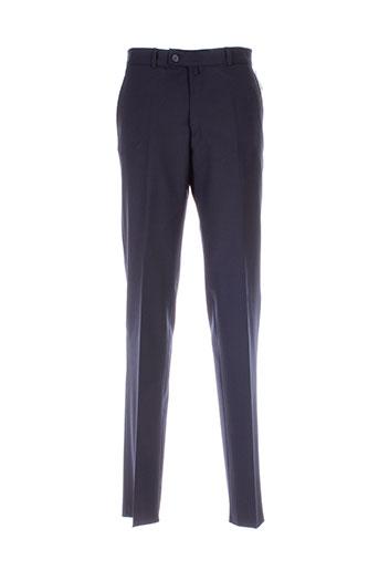 optimal pantalons et citadins homme de couleur bleu