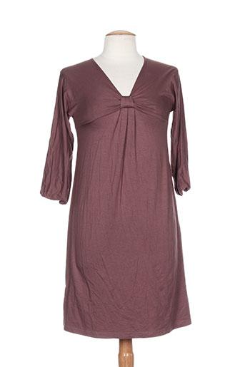 hoss robes femme de couleur violet