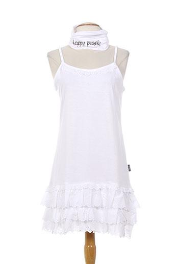 eic-pi happy people robes femme de couleur blanc