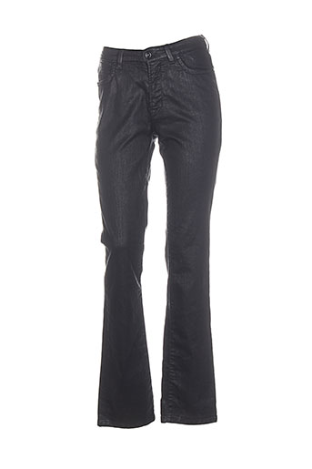 trussardi jeans jeans femme de couleur noir