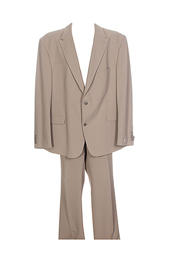 cafone costumes homme de couleur beige