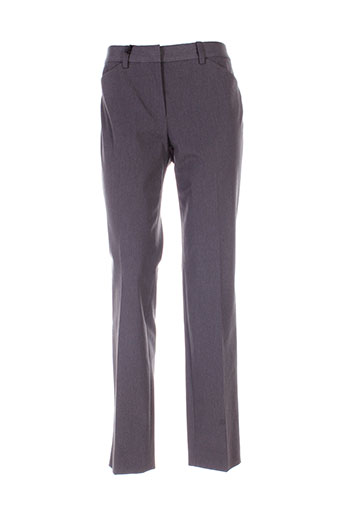 dkny pantalons et citadins femme de couleur gris