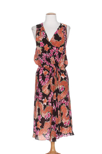 nougat robes femme de couleur rose