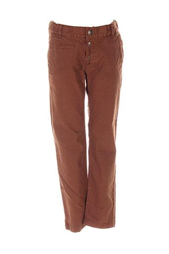 mayoral pantalons et decontractes garcon de couleur marron