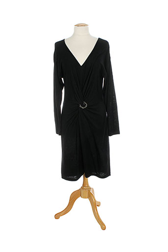 aby gardner robes femme de couleur noir