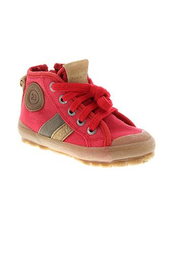 buggy baskets garcon de couleur rouge