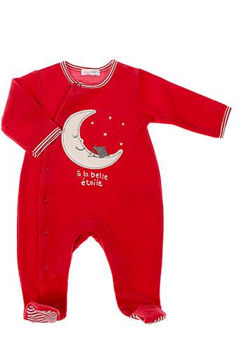 absorba dors et bien enfant de couleur rouge (photo)